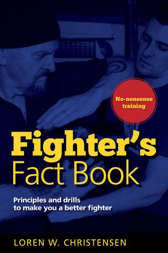 9781880336373: Fighter's Fact Book: Over 400 Concepts, Principles, and Drills to Make You a Better Fighter.