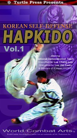 9781880336557: Hapkido Volume One [VHS]