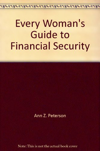 9781880380130: Every Woman's Guide to Financial Security