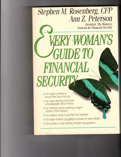 9781880380147: Every Woman's Guide to Financial Security