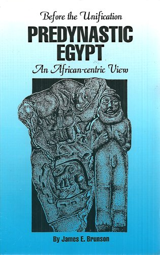 9781880389003: Predynastic Egypt: An African-centric view