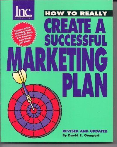 9781880394113: How to Really Create a Successful Marketing Plan