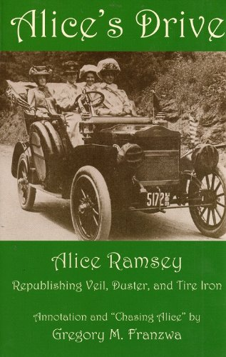 9781880397565: Alice's Drive: Republishing Veil, Duster, and Tire Iron