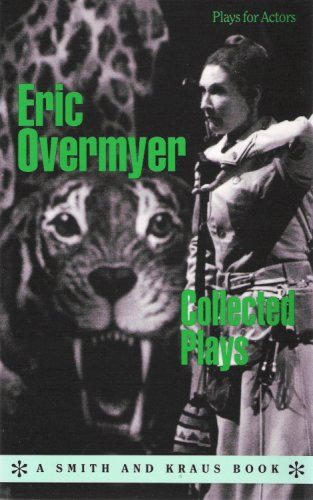 9781880399330: Eric Overmyer: Collected Plays (Contemporary Playwrights)