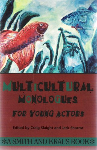 9781880399477: Multicultural Monologues for Young Actors (The Young Actors Series)