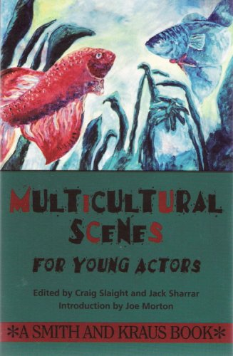 9781880399484: Multicultural Scenes for Young Actors (Young Actors Series)