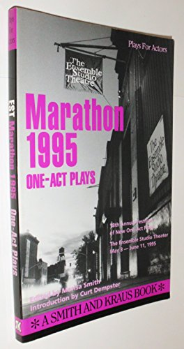 9781880399859: Est Marathon '95: The Complete One-Act Plays (Contemporary Playwrights Series)