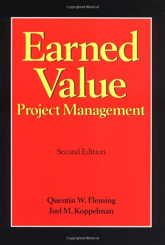 9781880410271: Earned Value Project Management (Earned Value Project Management, 2nd ed)
