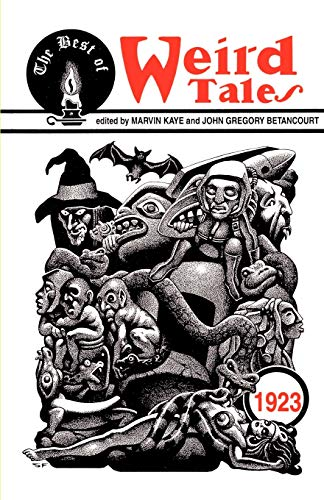 9781880448533: The Best of Weird Tales