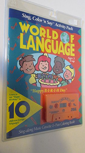 Happy B-I-R-T-H-Day: Worldkids Press; Siadi, Phillip; Paxton, Lenore; Paxton, Lenore D.