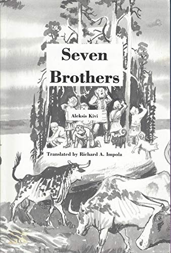 9781880474006: Seven Brothers