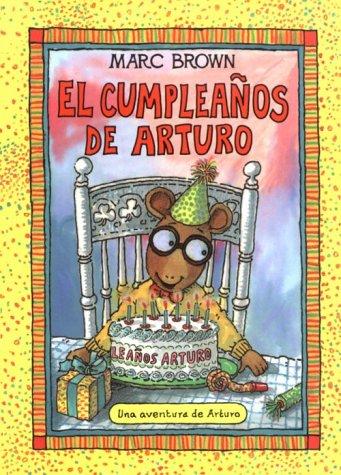 9781880507780: El Cumpleanos de Arturo