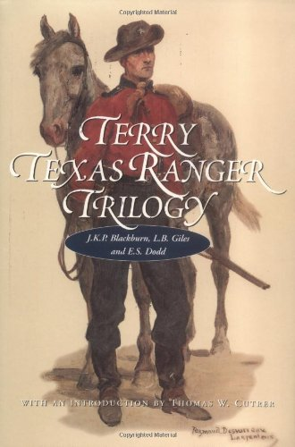 9781880510452: Terry Texas Ranger Trilogy