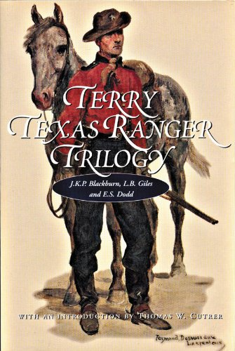 9781880510469: Terry Texas Ranger Trilogy
