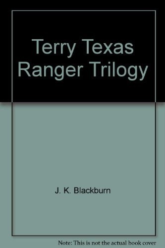 9781880510476: Terry Texas Ranger Trilogy.