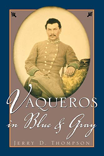 Vaqueros in Blue and Gray