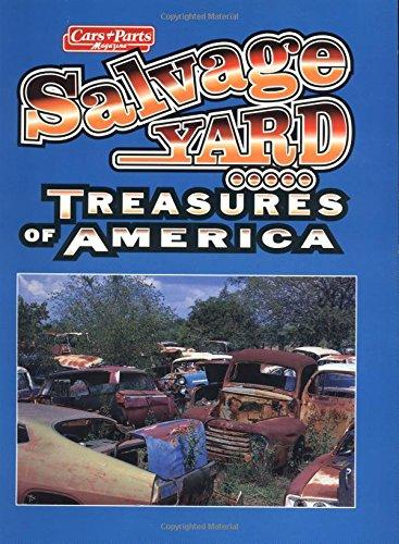 9781880524312: Salvage Yard Treasures of America
