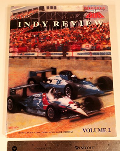 Indy Review, 1992 (Indianapolis 500, the 76th,: William Donaldson
