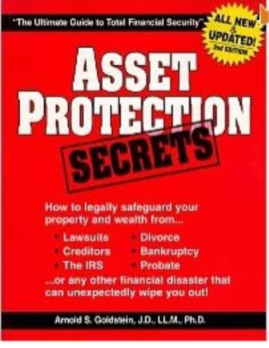 9781880539446: Asset Protection Secrets; Book on Asset Protection and Asset Management