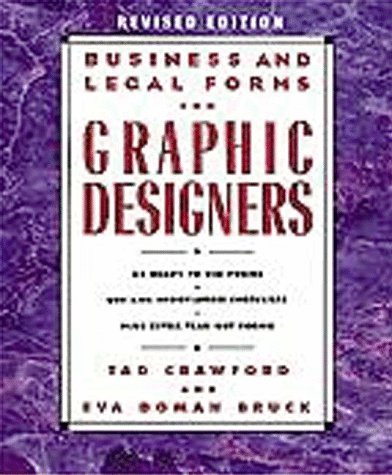 9781880559260: Business and Legal Forms for Graphic Designers