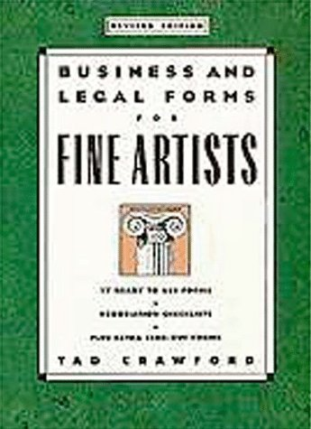 9781880559307: Business and Legal Forms for Fine Artists
