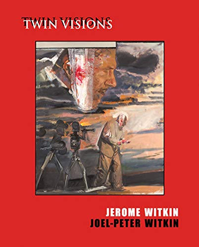 9781880566190: Jerome Witkin, Joel-Peter Witkin - Twin Visions +CD (JACK RUTBERG FI)
