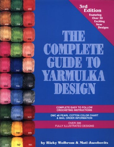 9781880582176: The Complete Guide to Yarmulka Design