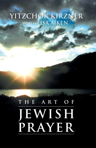 9781880582831: Art of Jewish Prayer