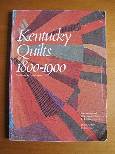 9781880584033: Kentucky Quilts: 1800-1900