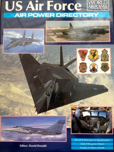 9781880588017: Us Air Force Air Power Directory (World Air Power Journal)