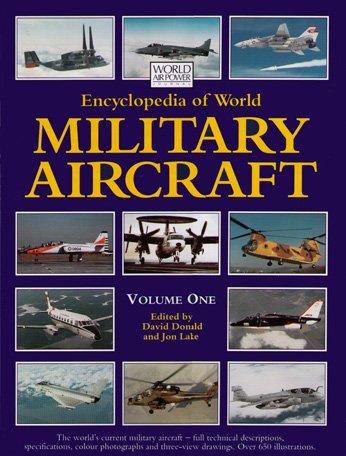 9781880588147: Encyclopedia of World Military Aircraft, Vol. 1 (World Air Power Journal)
