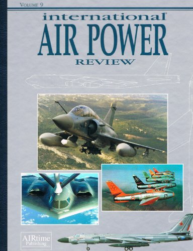 9781880588574: International Air Power Review, Vol. 9