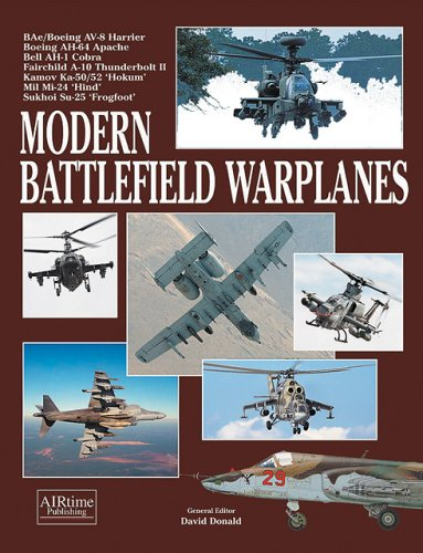 9781880588765: Modern Battlefield Warplanes