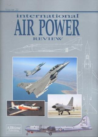 9781880588932: International Air Power Review Volume 22