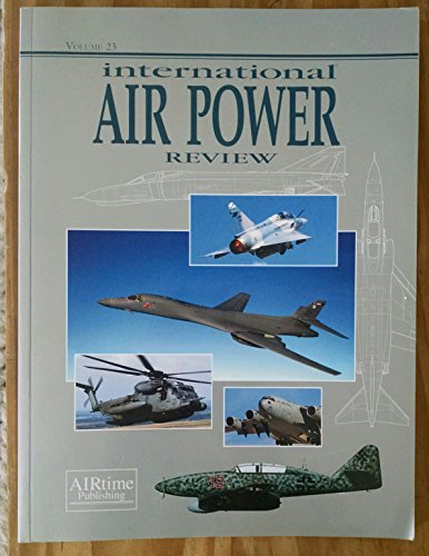 9781880588994: International Air Power Review, Vol. 23