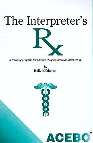 Interpreter's Rx: Mikkelson, Holly
