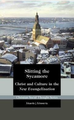 9781880595282: Slitting the Sycamore: Christ and Culture in the New Evangelization