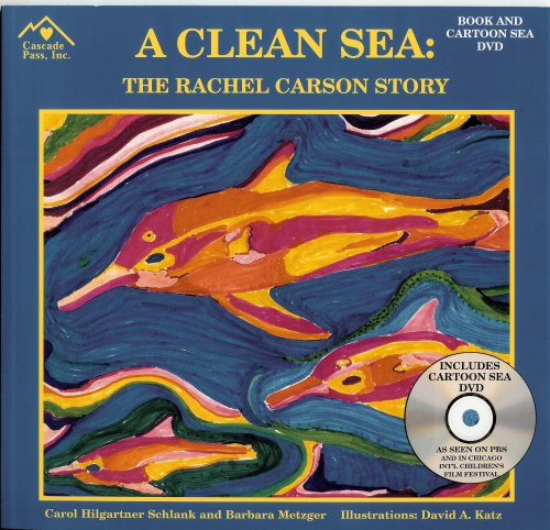 9781880599624: A Clean Sea: The Rachel Carson Story