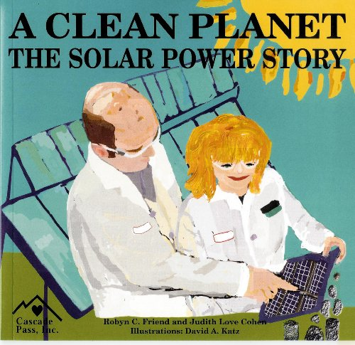 9781880599877: A Clean Planet: The Solar Energy Story