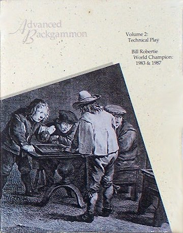 Advanced Backgammon: Technical Play. Volume 2