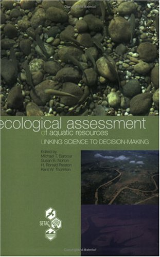 9781880611562: Ecological Assessment Of Aquatic Resources: Linking Science To Decision-making