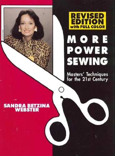 9781880630020: Power Sewing: Masters Techniques for the 21st Century