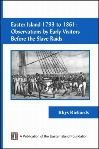 9781880636282: Easter Island 1793 to 1861 Observations by Early Visitors Before the Slave Raids