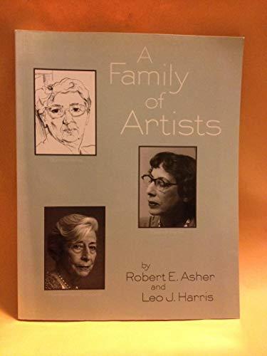 9781880654156: A family of artists: Bonnie Harris, Eleanor Harris, Marilee Harris Shapiro