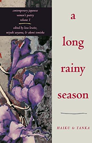 A Long Rainy Season: Haiku and Tanka: Lowitz, Leza
