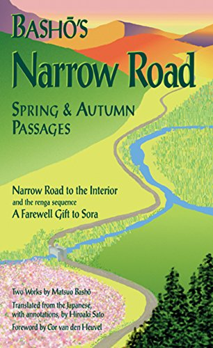 9781880656204: Basho's Narrow Road: Spring and Autumn Passages (Rock Spring Collection of Japanese Literature)