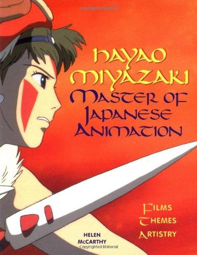 9781880656419: Hayao Miyazaki: Master of Japanese Animation: Films, Themes, Artistry