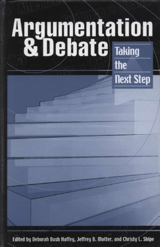 Argumentation & Debate (Taking the Next Step)