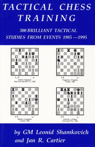 9781880673102: Tactical Chess Training: