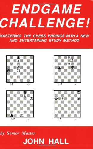 9781880673980: Endgame Challenge: Mastering the Chess Endings with a New and Entertaining Study Method